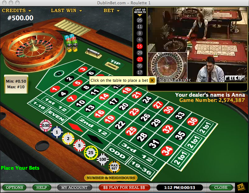 casino bet online casinoonline